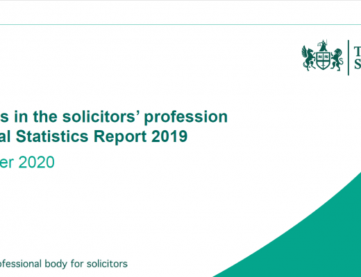 The Law Society Annual Statistics Report 2019